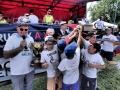 Remise du trophée aux CM1 les Francais de la Xaviere