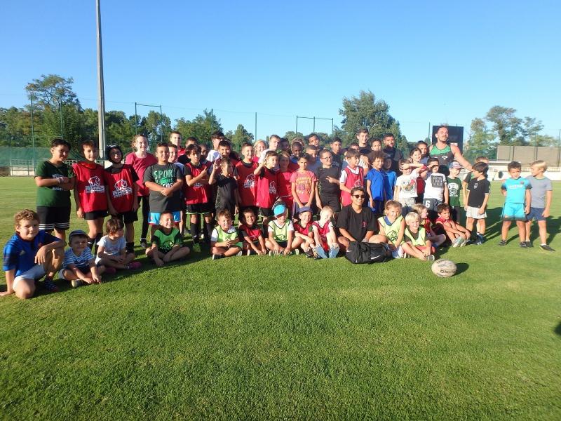 l'ecole de rugby à XIII de LVR XIII et VVRL