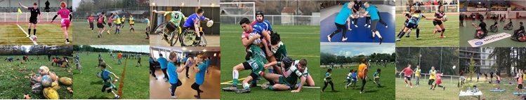ligue AURA rugby  XIII